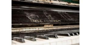 Les anciens pianos